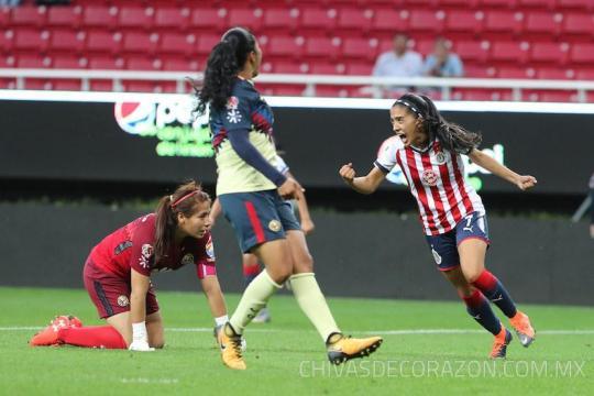 Chivas gana 4-2 el primer clásico nacional (vía Chiva de Corazón)