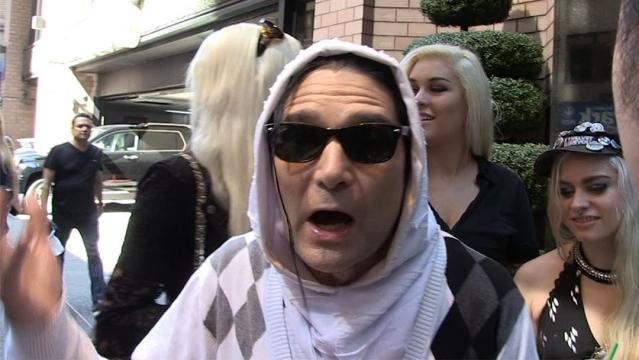 Corey Feldman's Music is Legit and Snoop Dogg Approved | TMZ.com - tmz.com