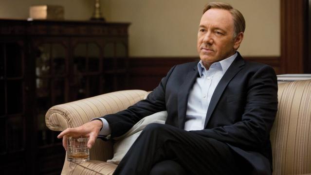 Netflix vient d'annoncer l'arrêt de la série House Of Cards à l'issue de la saison 6. (Netflix)