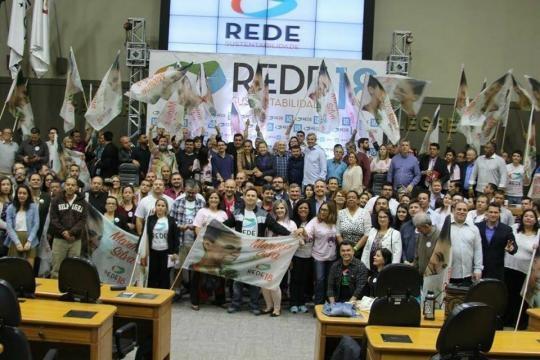 Partido Rede busca consenso para eleições 2018 (Foto: Divulgação)