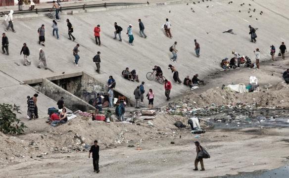 La migración a otros paises para sobrevivir