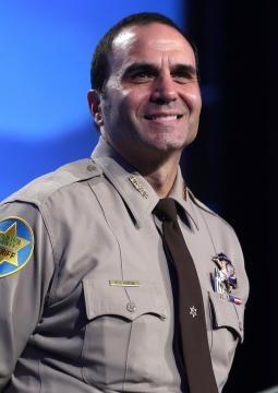 Sheriff Paul Penzone, the first 100 days. (via: Wikapedia)