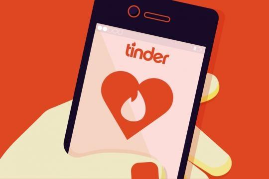 Tinder regina delle app per il dating online (Google Images)