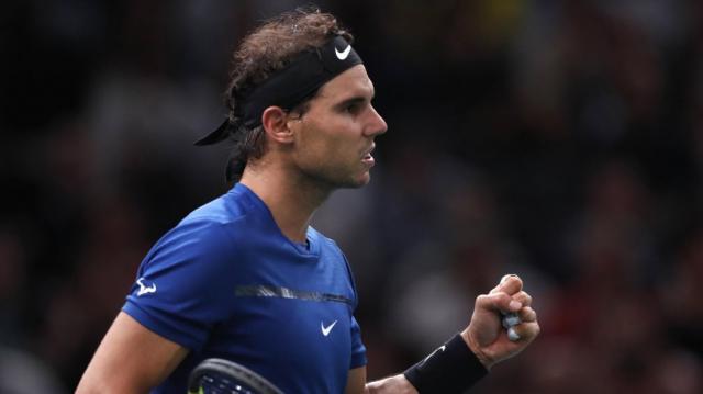 ATP Finals 2017: Rafa Nadal, tres ausencias y una duda - ATP World ... - eurosport.com
