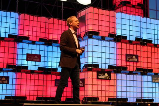 Brad Smith, Presidente da Microsoft