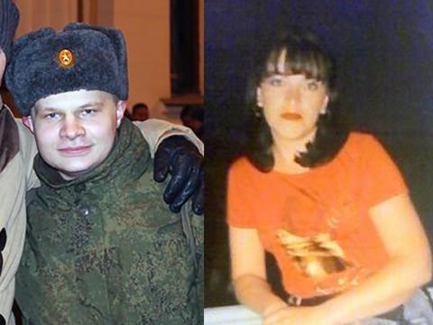 Dmitry Luchin confessou ter assassinado de forma bárbara a namorada Olga B. (Crédito: Vkontakte/ east2west news)