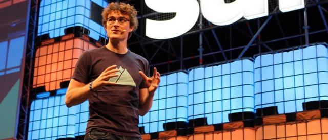 Paddy Cosgrave, co-fundador do Web Summit