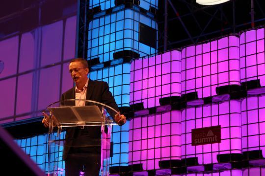 Pat Gelsinger, CEO da empresa VMware