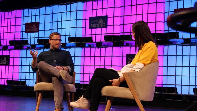 Stewart Butterfield, CEO e co-fundador da Slack