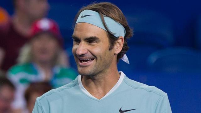 tremenda deportividad de Roger Federer en la Copa Hopman - lavanguardia.com