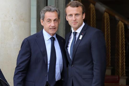 Selon Nicolas Sarkozy, Emmanuel Macron