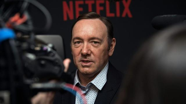 Serie mit Kevin Spacey: Netflix beendet