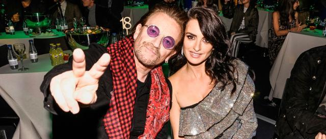 Bono-de-U2-y-Penélope-Cruz,-protagonistas-indiscutibles-en-LOS40-Music-Awards