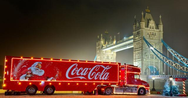 Christmas Coca-Cola advert has finally arrived and now the ... - mirror.co.uk