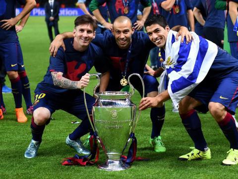 Copa América » Noticias » Messi y Mascherano se suman a la albiceleste - livefutbol.com