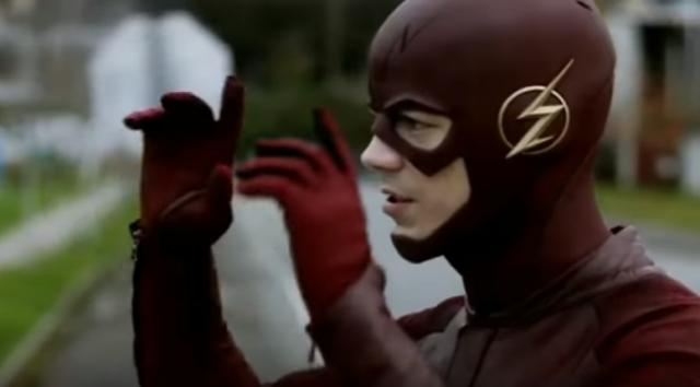 'The Flash' currently airs on CW. -- YouTube screen capture / The Flash
