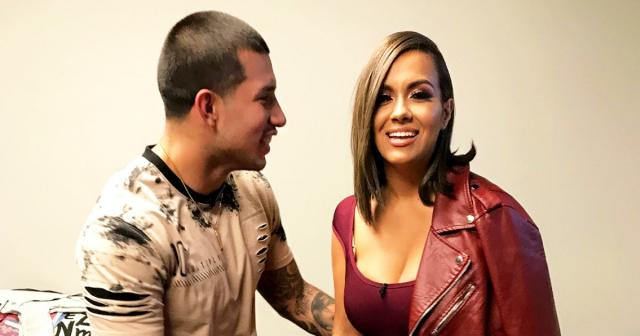 Javi Marroquin enjoys time with Briana DeJesus in Los Angeles. [Photo via Instagram]