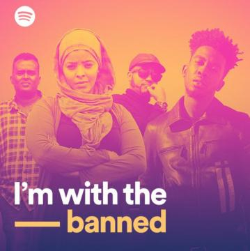 I'm Wit The Banned (used with permission from Spotify)