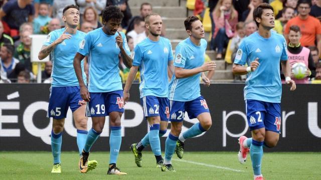 Ligue 1 : L'OM s'impose à Nantes grâce à un but de Lucas Ocampos ... - eurosport.fr