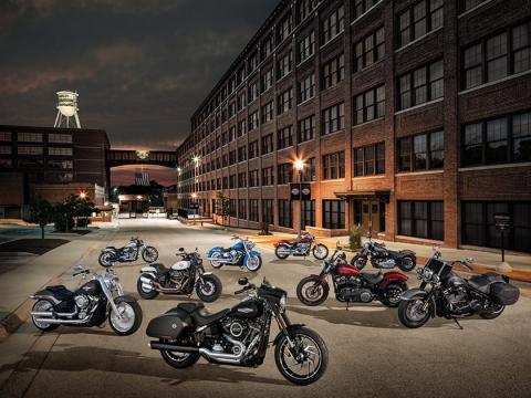 Motociclette Harley-Davidson 2018 | Harley-Davidson Italia harley-davidson.com 1