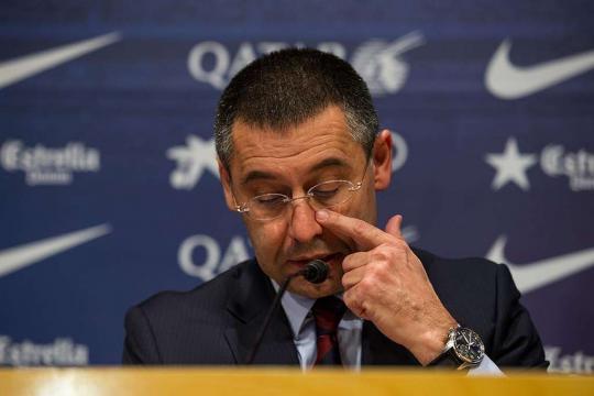 Barça : Bartomeu est passé devant le juge pour le cas Neymar ... - footespagnol.fr