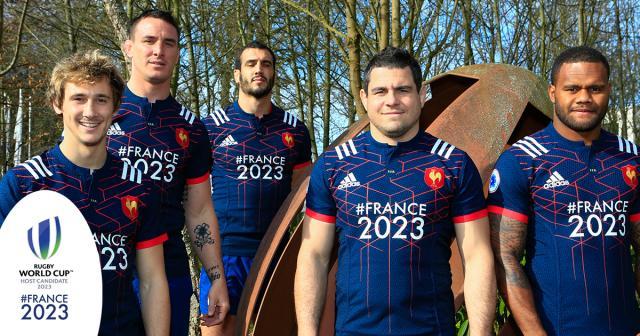 Candidature Coupe du Monde de Rugby France 2023 - FFR - ffr.fr