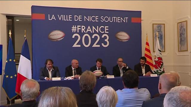 Coupe du Monde de Rugby 2023 : Nice se veut ville hôte - France 3 ... - francetvinfo.fr