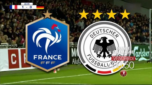 France / Allemagne en direct - tntv.pf
