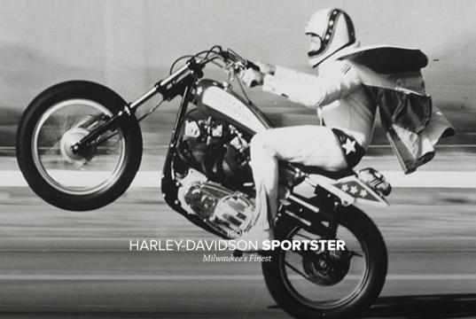History of the Harley-Davidson Sportster - Gear Patrol - gearpatrol.com