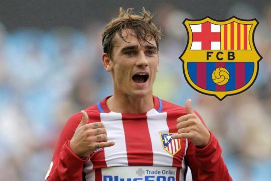 Mercato: Messi voulait Griezmann au Barça - Sport24 - sport24info.ma