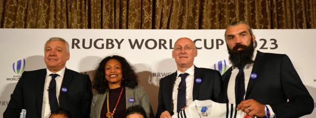 Mondial de rugby 2023 : quatre questions sur la candidature de la ... - francetvinfo.fr