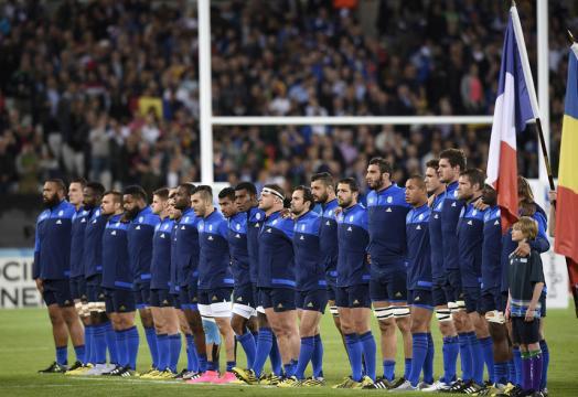 Rugby : la France candidate à l'organisation de la Coupe du Monde 2023 - rtl.fr