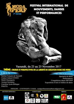 Le Festival MODAPERF du Cameroun (c) Snake Zobel Raoul