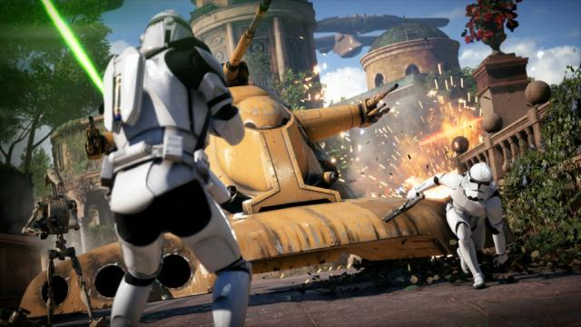 Star Wars Battlefront II not in the works for Switch now, but EA ... - gonintendo.com