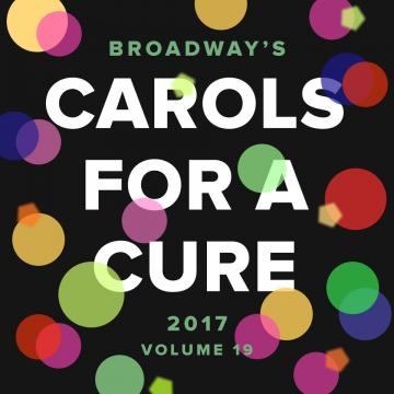 'Broadway's Carols for a Cure' is helps raise money to support people with illnesses. (Image via Genevieve Rafter Keddy, used with permission.)