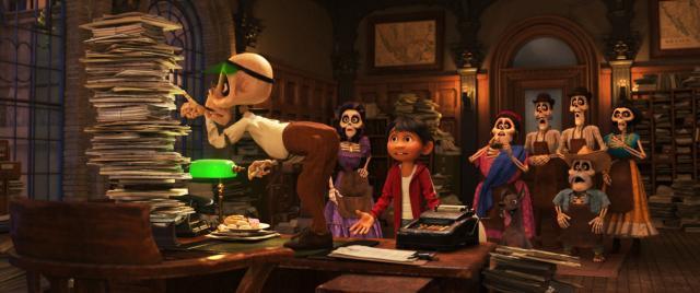 'Coco' llega a las salas españolas el 1 de diciembre
