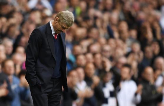 Spiralling: Arséne Wenger is struggling to keep Arsenal relevant