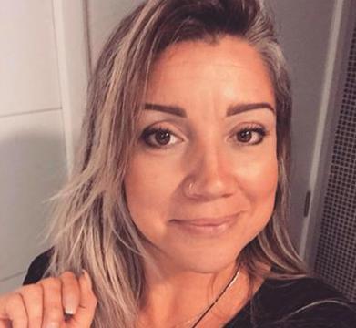 Raquel Melo Mota (39), foi morta hoje, em uma discussão de trânsito. (Imagem/Reprodução Facebook)
