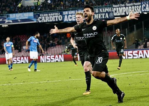 El día de Sergio Agüero: el máximo artillero en la historia del Manchester City