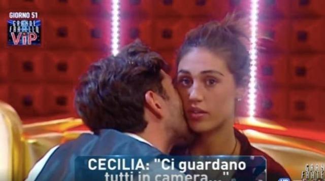 Grande Fratello VIP: Ignazio e Cecilia in confessionale