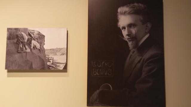 Leo Frobenius, el genial explorador del arte rupestre.