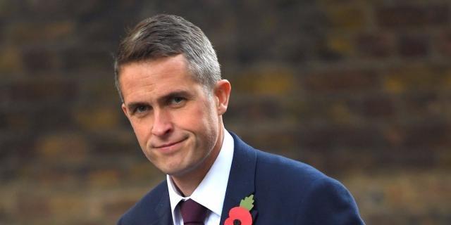 Reshuffle: Gavin Williamson is Theresa May's new defence secretary ... - businessinsider.com
