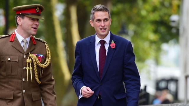 Theresa May picks Gavin Williamson as Sir Michael Fallon's ... - sky.com