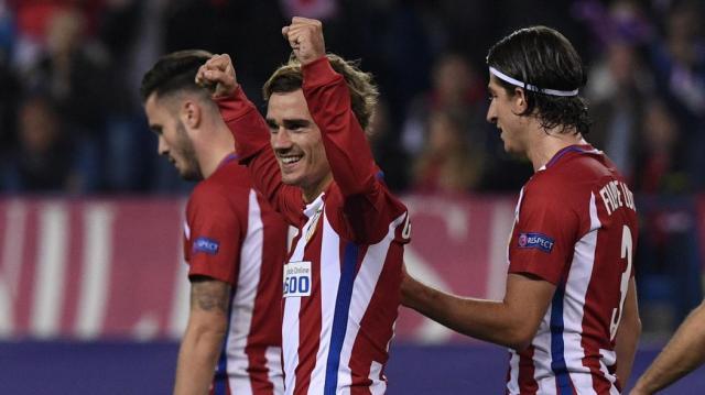 Ligue des champions : L'Atlético Madrid et le Bayern Munich ... - eurosport.fr