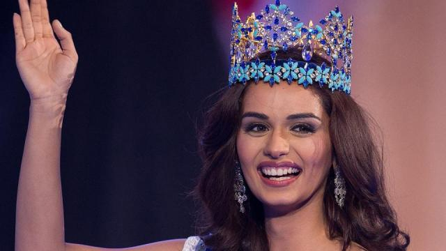 She is gifted': Miss World Manushi Chhillar is a would-be doctor ... - hindustantimes.com