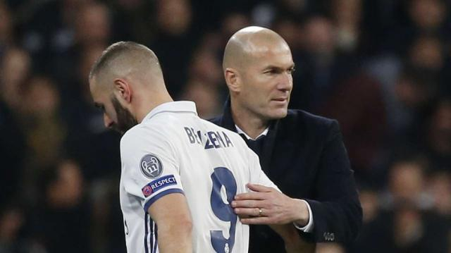 Benzema Makes Real Madrid Click, Says Zidane - Lagos Television - lagostelevision.com