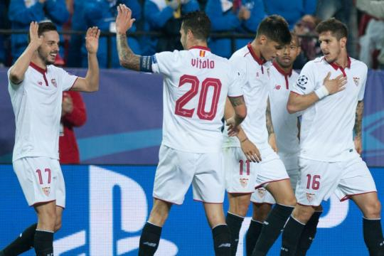 Champions League: Leicester City vs. Sevilla | Newsday - newsday.com