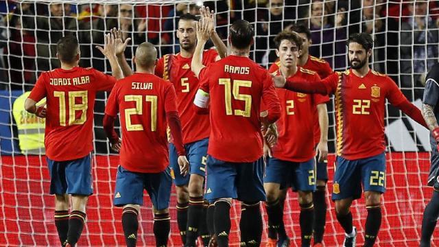 España: recursos, variantes y versatilidad que Messi añora en su selección (Foto: Diario As)