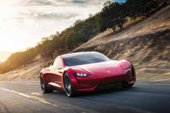 Official: 2020 Tesla Roadster - 10,000nm of Torque! - GTspirit - gtspirit.com