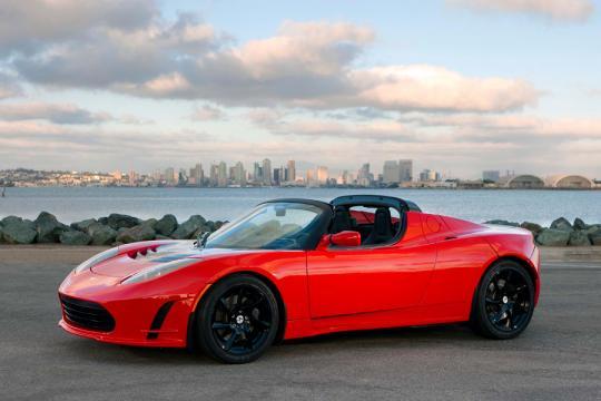 Tesla Roadster Convertible Models, Price, Specs, Reviews | Cars.com - cars.com